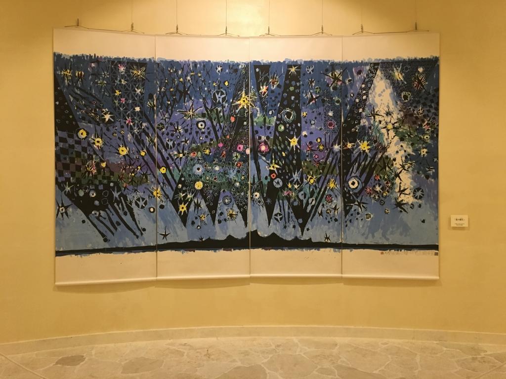 ボクネン展vol.19『闇夜の詩』〜青の魔法〜3月20日まで…