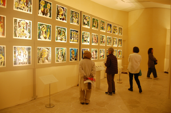 [ようこそ美術館へ]直感とエネルギー。…
